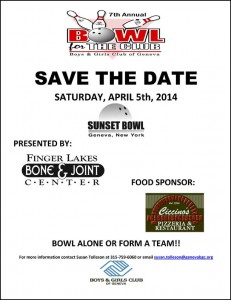 Bowl for the Cure 2014