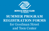 BGC Summer Program Forms