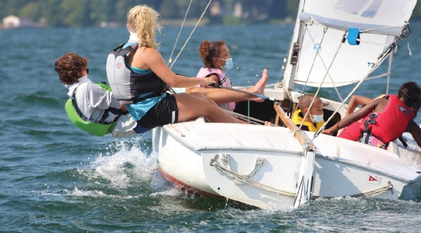 Boys & Girls Club Sailing